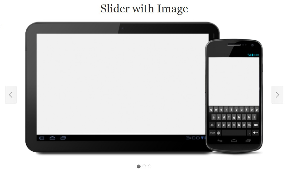 Flexible Slider